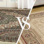 difference between Hand made carpet & machine made carpet
