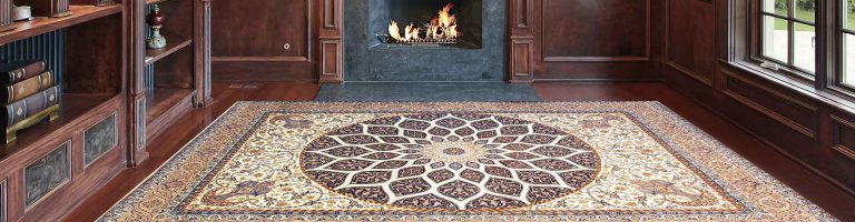 the causes of changing the color of the carpet