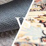 تفاوت فرش و گلیم از بافت تا شستشو