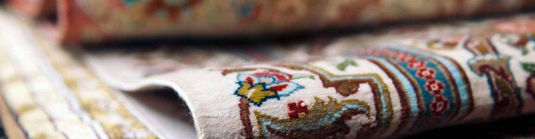روشهای قالیشویی برای شستشوی فرش ابریشم