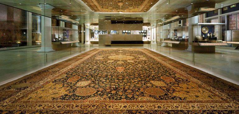 فرش شیخ صفی اردبیل