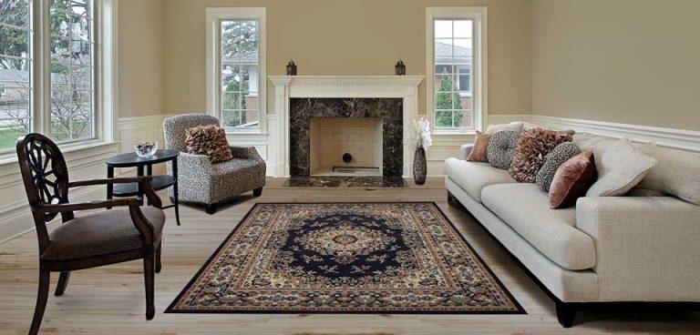 انتخاب فرش متناسب با خانه