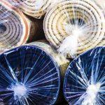 قالیشویی به روش جدید در کارخانه قالیشویی