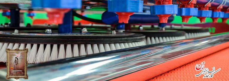 معرفی انواع دستگاه ها و ماشین آلات قالیشویی